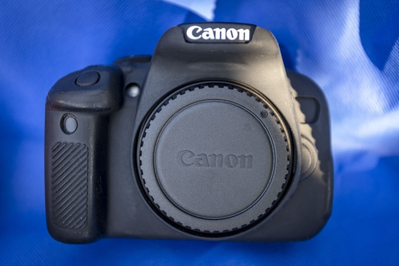 Câmera Canon T5i Seminova Essa Tem 9080 Click