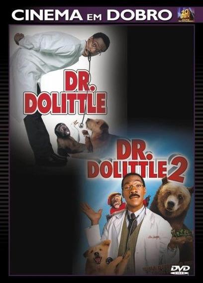 Dvd - Cinema Em Dobro: Dr. Dolittle E Dr. Dolittle 2