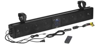 Barra De Sonido Atv Utv Boss Brt36a Bluetooth Ipx5