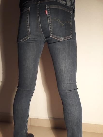 Pantalon Levis | Azul Marino | 519 (extreme Skinny)