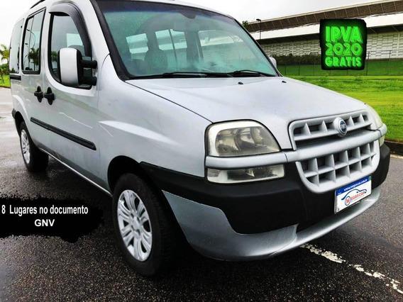 Fiat Doblo Elx 1.8 Gnv 8 Lugares