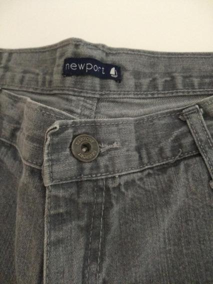 Pantalon Jean Newport T 36 Hombre