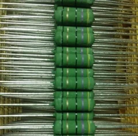 20 Pçs * Resistor Fio * 5w * 47r
