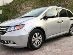 Honda Odyssey 3.5 Exl V6 Aut Particular De Cochera !!!