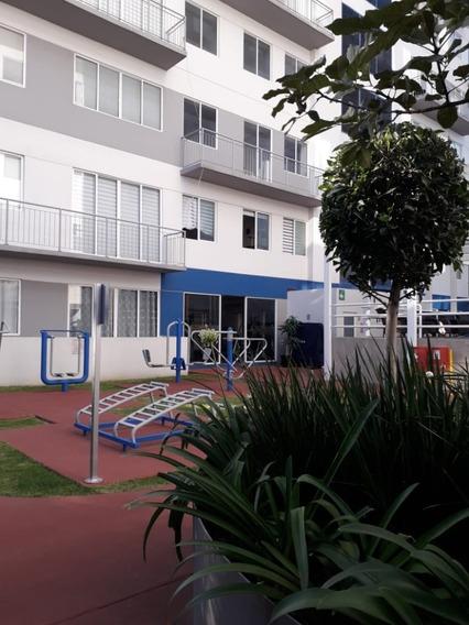 Renta Departamento Azcapotzalco (enksa) Excelente Ubicación