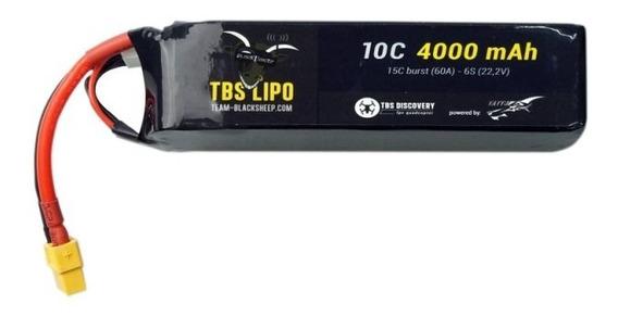 Bateria Tbs 6s 4000mah 10c Endurance