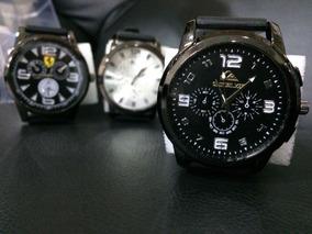 Relógio De Pulso Multi Marcas Várias Cores