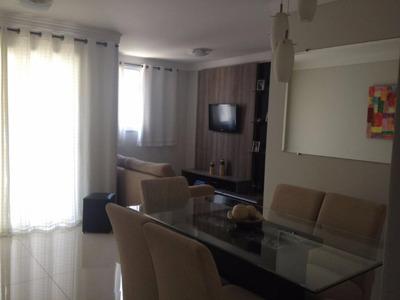 Apto 3 Dorm 1 Suite 58 M2 Vila Industrial Avanti Club - Ap2593