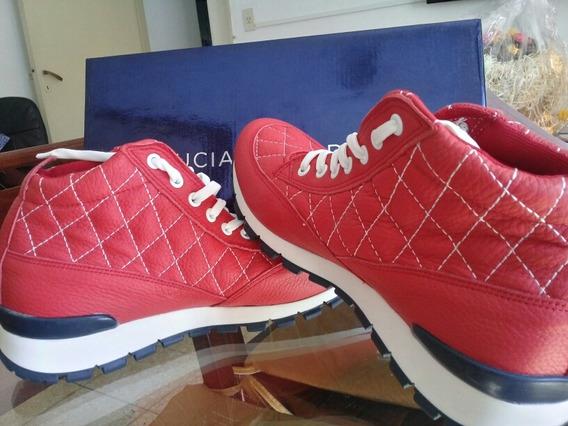 Zapatillas Luciano Marra Originales Sin Uso. Talle 41 Unisex