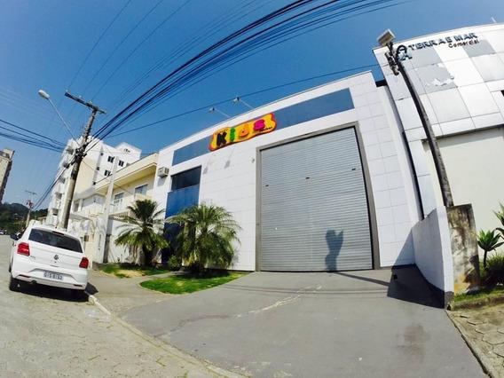 Galpão Em Ressacada, Itajaí/sc De 350m² Para Locação R$ 5.500,00/mes - Ga347751