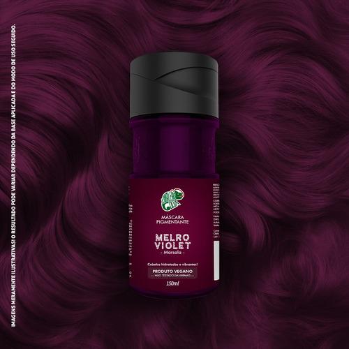 Tinta Melro Violet Marsala 150ml Kamaleão K14557
