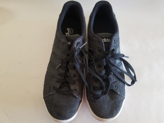 Zapatillas Hombre-marca adidas-nro. 41,5-color Gris Oscuro