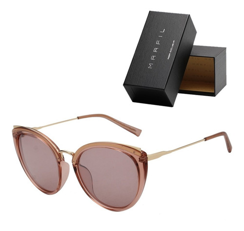 Gafas De Sol Marfil Originales Full Impact Rosa