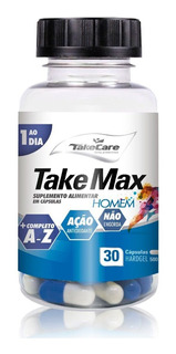 Take Max Homem 500mg 30 Caps - Take Care