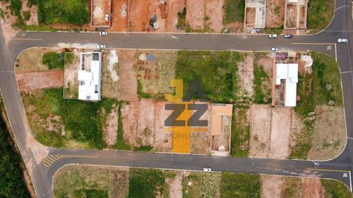 Lindo Terreno À Venda No Jardim Aranha Oliveira, 250 M² Por R$ 170.000 - Vista Alegre - Santa Bárbara D'oeste/são Paulo - Te3154