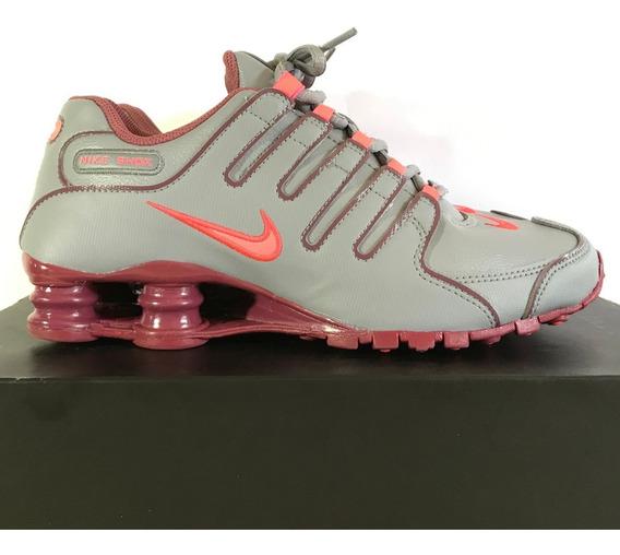 Tênis Nike Shox Nz Feminino - Aqui É Original N. 36