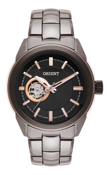 Relógio Orient Masculino Automático Nh3kk002 Ed. Limitada
