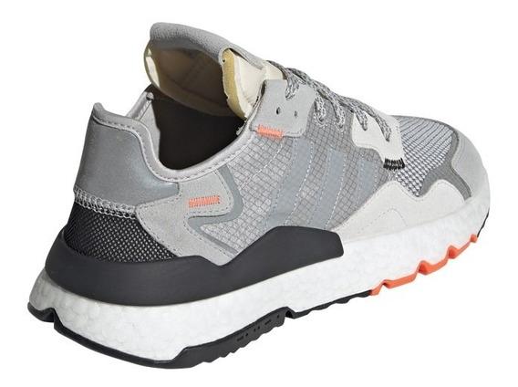 Zapatilla adidas Nite Jogger Boost 3m 2019 100% Original
