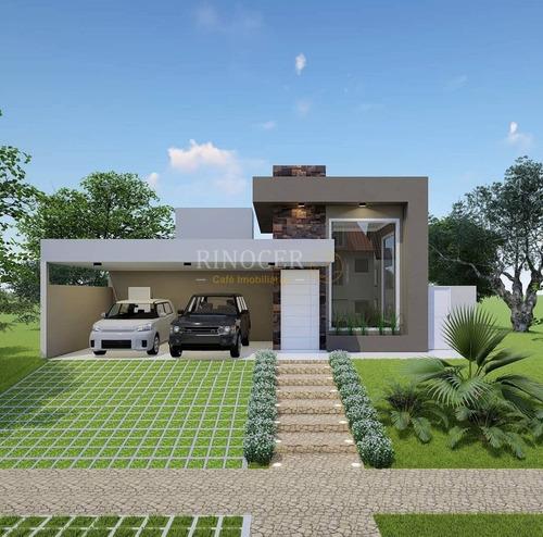 Imagem 1 de 7 de Casa De Condomínio Em Ribeirão Preto - Sp - Ca0028_rncr
