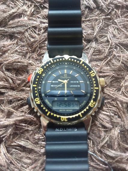 Relógio Champion 510 Am (anos 90) Item Raro De Colecionador.