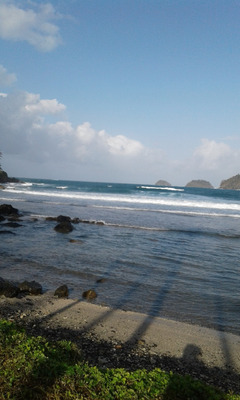 Vendo Hermososo Lote Con Espectacular Vista En Isla Grande
