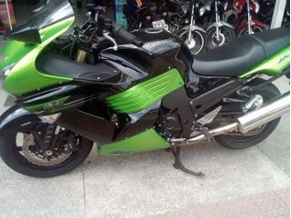 Kawasaki Ninja Zx 14 Abs - Oportunidade - 2011