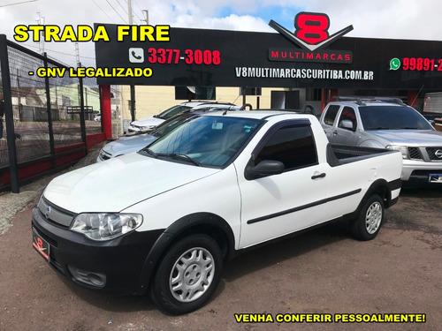 Fiat Strada Fire 1.4 Gnv (n Saveiro Montana)