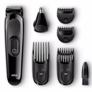 Braun Mgk3020 Afeitadora Recortadora Pelo Y Barba 6 En 1
