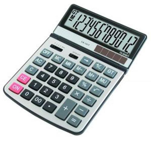 Imagen 1 de 1 de Calculadoras De Escritorio Sunway Ca-1217