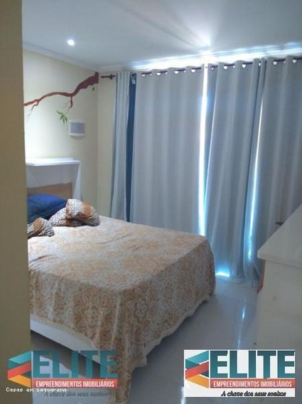 Casa Em Condomínio Para Venda Em Saquarema, Itaúna, 2 Dormitórios, 2 Banheiros, 1 Vaga - E103