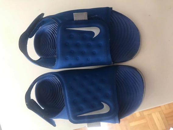 Sandalias Nike Niño Impecables