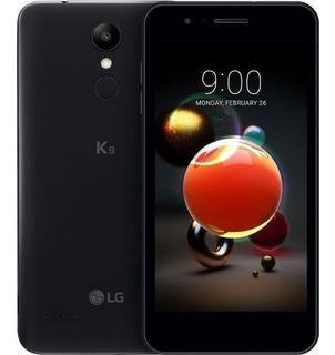 Telefono Lg K9 Ram 2gb+16gb Negro Nuevo+envio