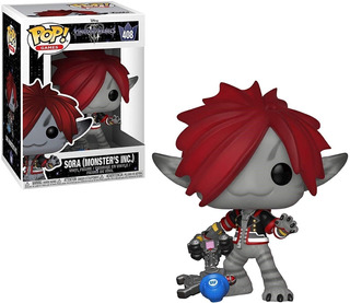 Funko Pop! Sora (monsters Inc) 408 - Kingdom Hearts