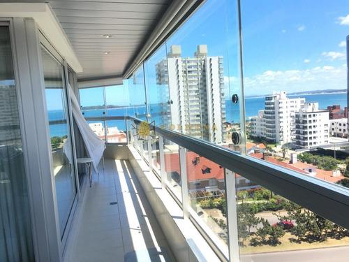 Espectacular Apartamento En Venta- Ref: 3717