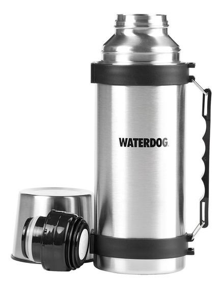 Termo Acero Inoxidable 1 Litro Waterdog Cebador Original