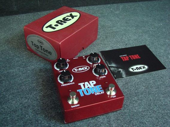 Pedal Delay T Rex Tap Tone 12x S/ Juros