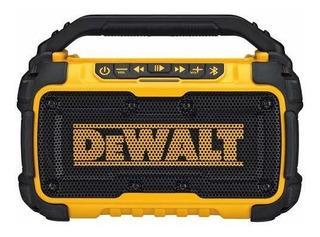 Altavoz Bluetooth Dewalt Dcr010 20v Max En El Lugar De Traba