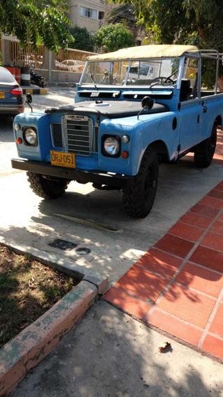 Land Rover Santana Lan Rober Santana