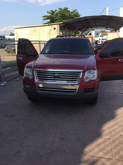 Ford Explorer 2wd