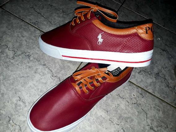 Zapatillas Polo Bordo 43