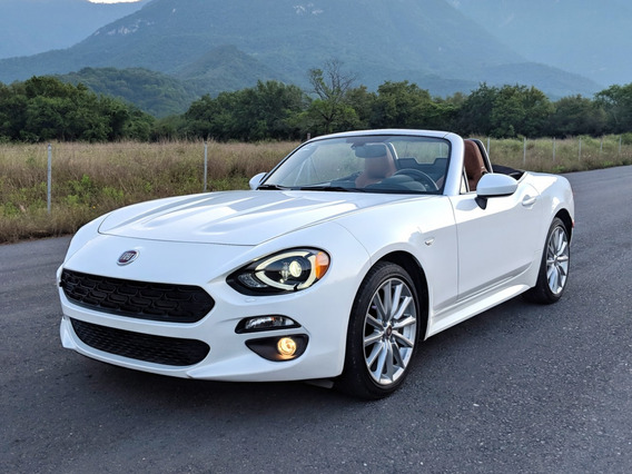 Fiat 124 Spider 2017 Royalmotors