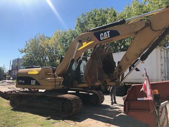 Excavadora Cat 323 Dl