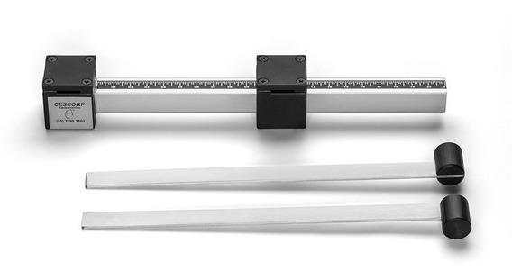 Paquimetro Em Aluminio 21cm Cescorf