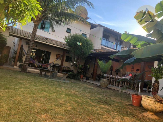 Casa Com 3 Dormitórios À Venda, 240 M² Por R$ 360.000 - Riviera Fluminense - Macaé/rj - Ca0909