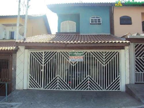 Imagem 1 de 1 de Venda Sobrado 3 Dormitórios Cocaia Guarulhos R$ 640.000,00 - 19261v