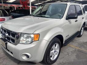 Ford Escape Xls Aut Ac 4 Cil 2008