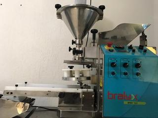 Maquina De Salgados Bralyx + Masseira + Empanadeira