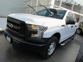 Ford F-150 Xl Doble Cabina 4x2 Aut Blanco 2015