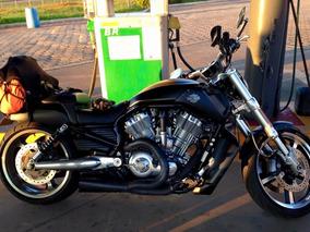 Harley Davidosn V-rod Muscle 2012 Ed 10 Anos Aceito Troca