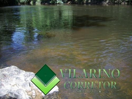 Terreno Para Resort Ou Pousada Na Serra Do Cipó. - 250v